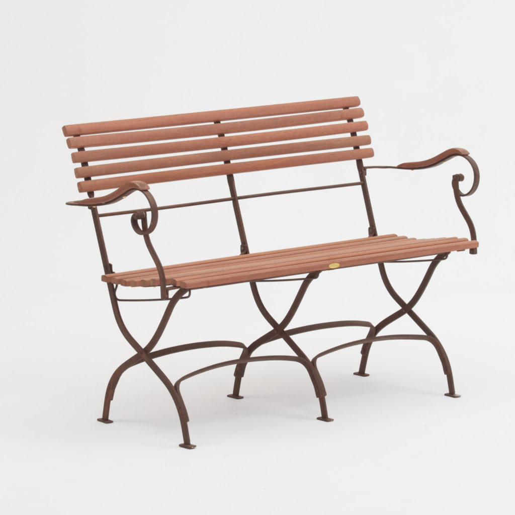Park Bench With Arms Hope Garden Furniture